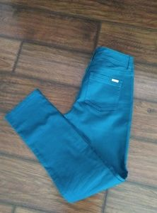 EUC White House Black Market ankle pants
